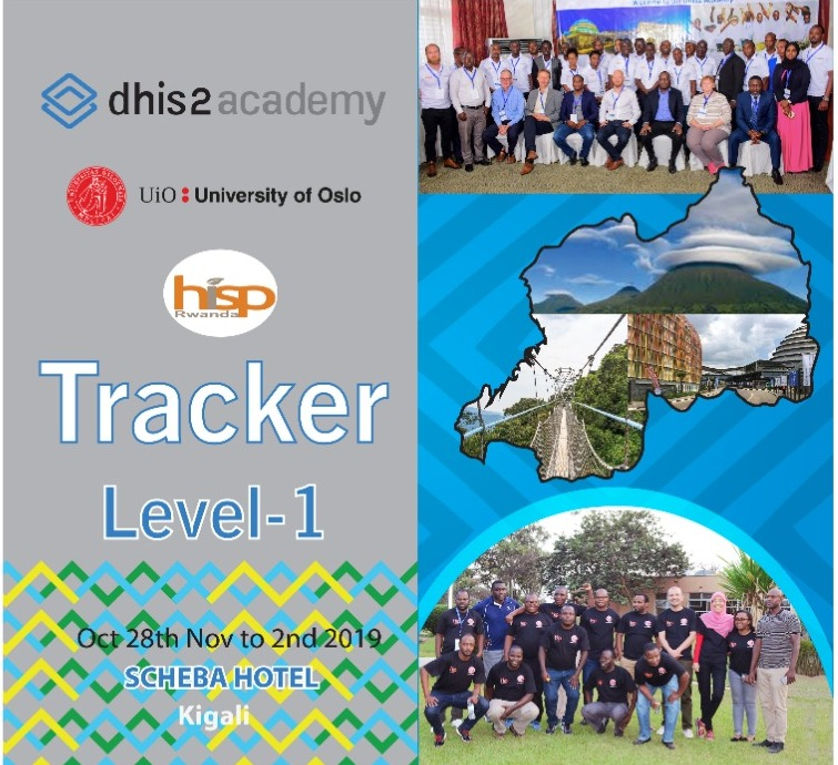 DHIS2 Tracker Academy Level 1